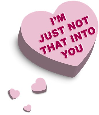 I m just not that into you