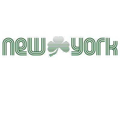 New York Shamrock St. Patrick's Day T-Shirt