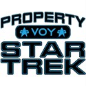 Blue Property Star Trek - VOY