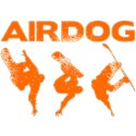 Orange Snowboard Airdog