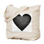 Heart of Stone Anti Valentine's Day Tote Bag