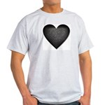 Heart of Stone Anti Valentine's Day Light T-Shirt