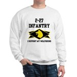 2-27 Infantry Wolfhounds Sweatshirt