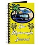 Our Motorcoach Journal (Yellow)