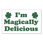 I'm Magically Delicious Sticker (Rectangular)
