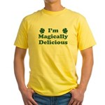 I'm Magically Delicious Yellow T-Shirt