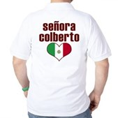 Senora Colberto Golf Shirt