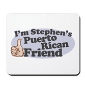You might not be his kind, but that shouldn't stop you from being Stephen Colbert's friend. If you're Puerto Rican and a member of the Colbert Nation, you need this! I'm Stephen's Puerto Rican Friend!