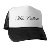 Mrs. Colbert Trucker Hat