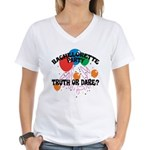 Bachelorette Party Women's V-Neck T-Shirt