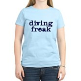 Diving Freak Women's Light T-Shirt