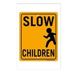 Slow Children Postcards (Package of 8)