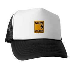 Slow Children Trucker Hat