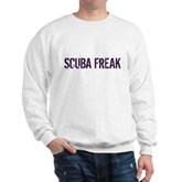 Scuba Freak Sweatshirt