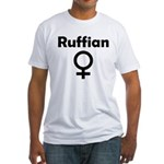 Ruffian Fitted T-Shirt