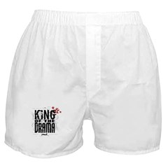 King of the Drama Boxer Shorts