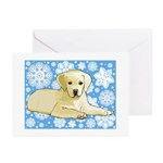 Yellow Lab Holiday Cards
