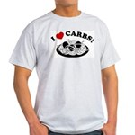 I Love Carbs! Light T-Shirt