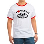 I Love Carbs! Ringer T