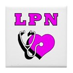 LPN Care Tile Coaster
