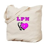 LPN Care Tote Bag