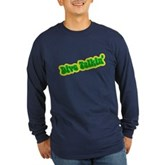 Dive Talkin' Long Sleeve Dark T-Shirt