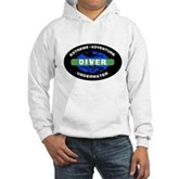 Diver Hooded Sweatshirt