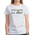 CSM - Proud of my soldier Women's T-Shirt