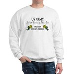 US Army - OEF - Land of the F Sweatshirt