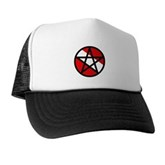 Scuba Flag Pentagram Trucker Hat