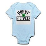 Horny in Denver Infant Bodysuit