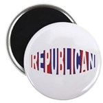 "Republican Bulge 2.25"" Magnet (100 pack)"