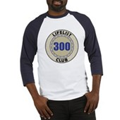 Lifelist Club - 300 Baseball Jersey