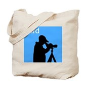 iBird (blue) Tote Bag