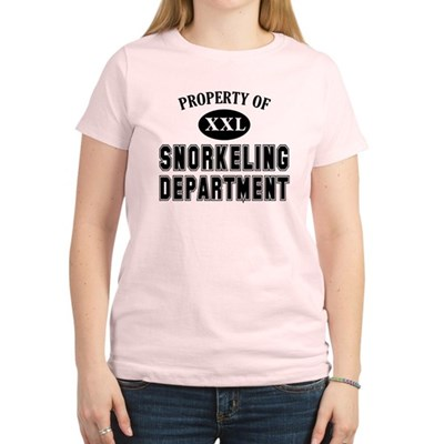 Property of Snorkeling Department T-Shirt