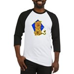 Leo the Lion Baseball Jersey