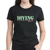 Diving Slut Women's Dark T-Shirt