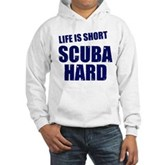 Scuba Hard Hooded Sweatshirt