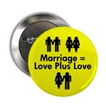 "The Marriage Equation 2.25"" Button"