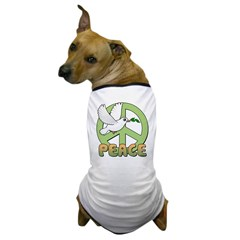 Birdorable Peace Dove Dog T-Shirt