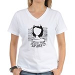 Lung Cancer Attitude Organic Cotton Tee