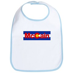 Colorado for McCain Bib