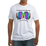 Celebrate Autistic Spectrum Fitted T-Shirt
