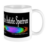 Celebrate Autistic Spectrum Mug