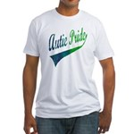 Autie Pride Fitted T-Shirt