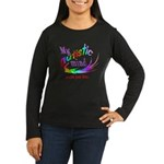 My Autistic Mind Women's Long Sleeve Dark T-Shirt