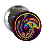 "Cure Ignorance (Rainbow) 2.25"" Button"