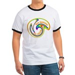 Cure Ignorance (Rainbow) Ringer T