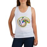 Cure Ignorance (Rainbow) Women's Tank Top