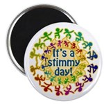 Stimmy Day Magnet